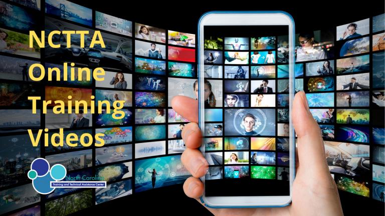 NCTTA Online Training Videos