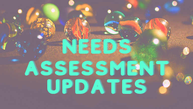 Assessment: New Resources and a Data Alert