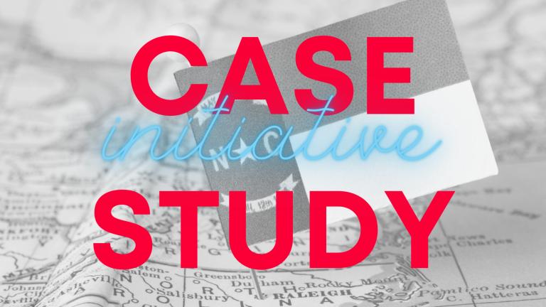Case Study Opportunity